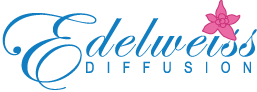 Logo edelweiss diffusion